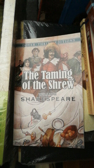 The Taming of the Shrew[驯悍记] 晒单图