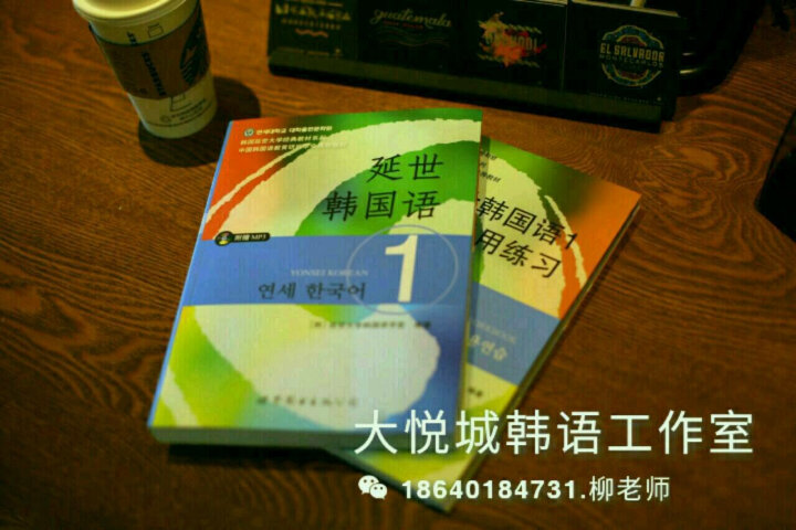 延世韩国语2活用练习/韩国延世大学经典教材系列(附MP3光盘1张) 晒单图