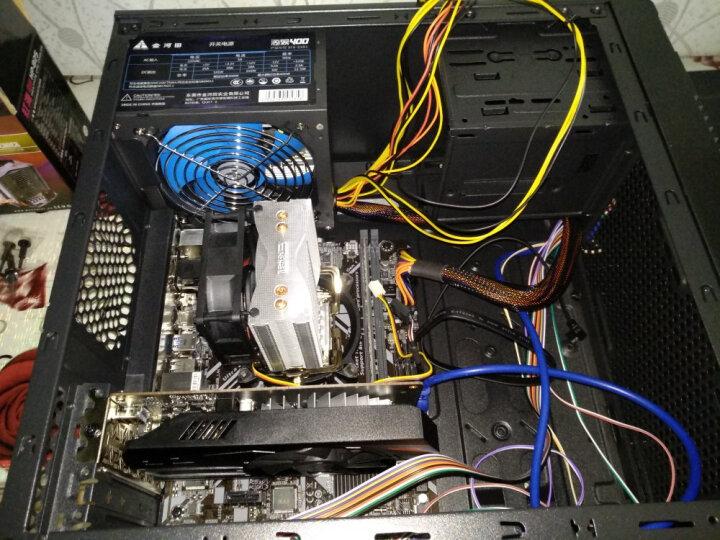 灵蛇 鼠标垫 游戏鼠标垫 电脑办公桌键盘垫大号 精密包边 防滑 可水洗 P03蓝色 晒单图