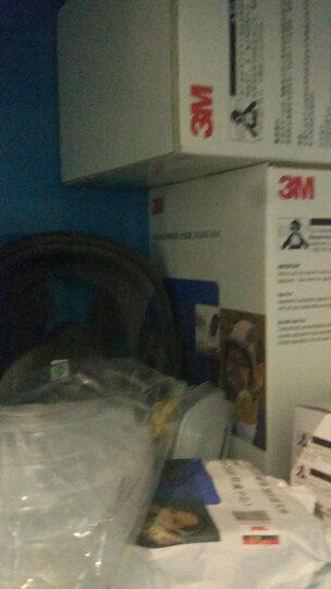 3M 6800 中号全面型防护面罩全面具 防有机蒸汽 不含滤毒盒 搭配6000系列滤毒盒使用  1个 厂家直发 晒单图