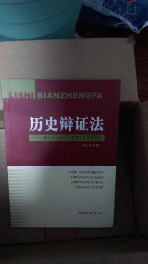 历史辩证法:青年卢卡奇历史唯物主义思想研究 晒单图