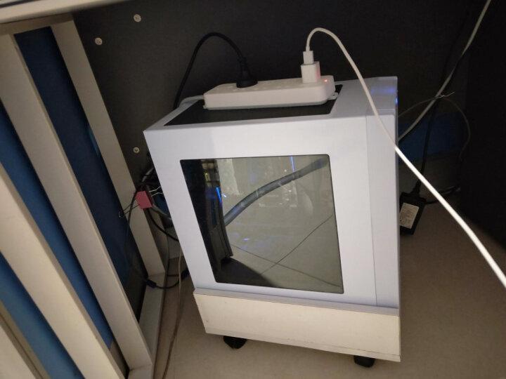 雷诺塔 i5 8400/8G/120G固态六核台式办公电脑主机/DIY组装机 晒单图