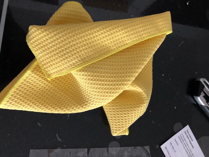 3M 玻璃擦巾PN39032 汽车清洁 车家两用 32cm*36cm汽车用品 晒单图