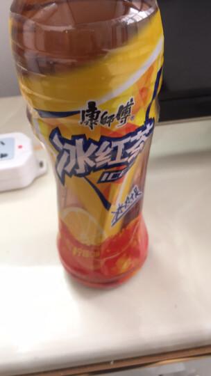 康师傅饮料 冰红茶500ml/550ml*15瓶 整箱(新老包装随机发货) 晒单图