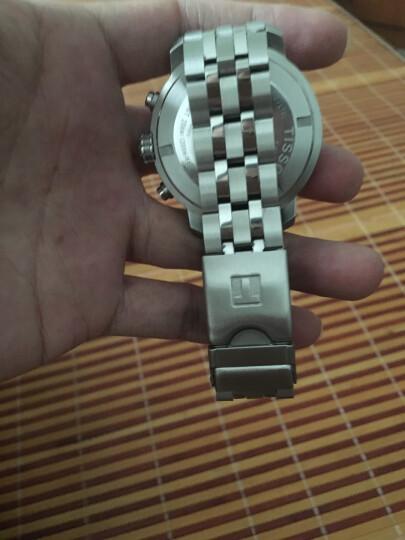 傲途(AOTU)适用于天梭PRC200系列T055.T462手表带钢带 钢表带 男女19mm T055.427A六针款23mm 男士款接口宽度23MM 晒单图