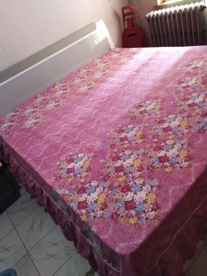 宫殿威仪 床 简约现代双人床1.8 1.5米板式床 卧室家具套装 气动高箱床储物床 排骨架床+1*床头柜+弹簧床垫 1800*2000 晒单图