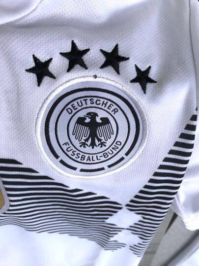 足球服套装男定制阿根廷球衣法国巴西C罗梅西短袖足球衣儿童世界杯足球队服 巴萨主场-梅西 26码(2XS) 适合 140-150CM 晒单图