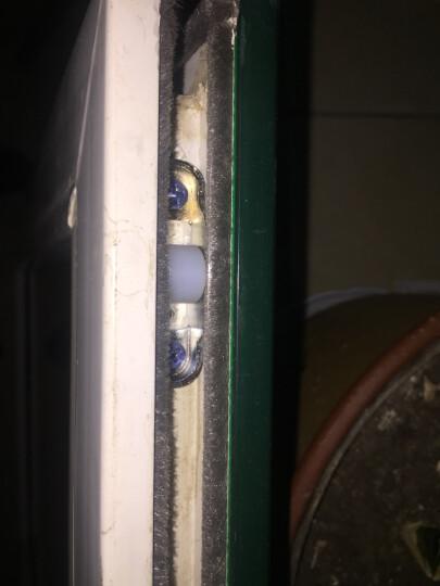 格奥德 塑钢推拉门窗滑轮 单滑轮轴承 防水防绣门窗配件五金 优耐特单滑轮80 晒单图