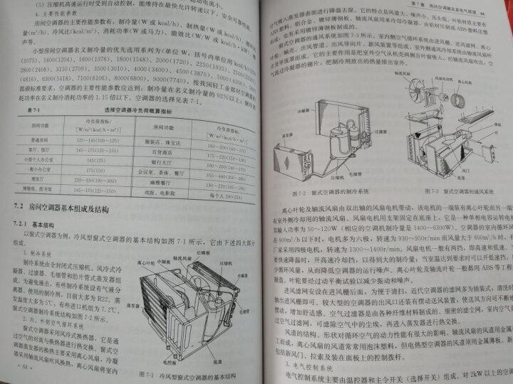 制冷空调技术及控制原理 晒单图