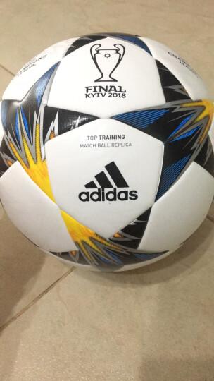 阿迪达斯(Adidas)足球5号2019欧冠杯比赛训练用球TPU耐磨新品 机缝款 标准 晒单图