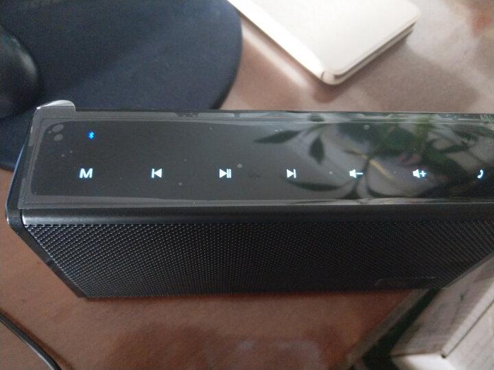 艾特铭客(AbramTek ) 诺曼底 E200S 无线4.2蓝牙音箱 金属插卡通话便携音响 立体声家居迷你低音炮 皮革棕 晒单图