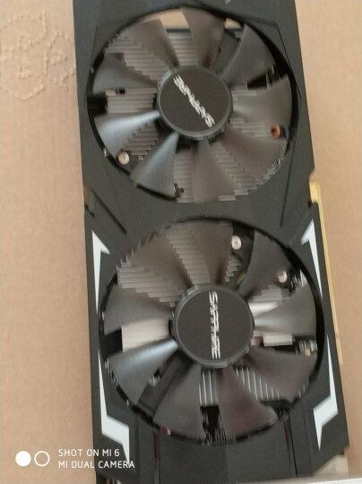 蓝宝石(Sapphire) RX560 4G 独立游戏显卡办公吃鸡电脑显卡 RX560 4G 白金版 75W 晒单图
