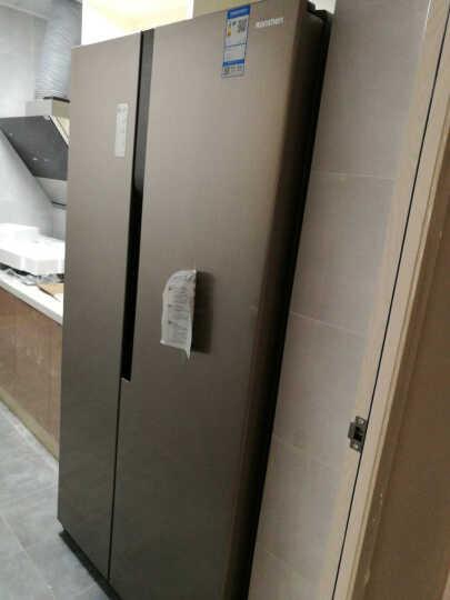 容声(Ronshen)649升对开门冰箱风冷无霜变频双门云智能冰箱BCD-649WSS3HPMA 晒单图