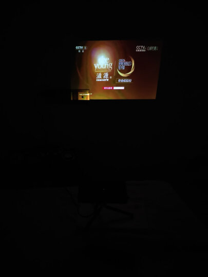 投美科技(TOUMEI)掌上微型投影仪 移动便携迷你 家用wifi手机投影机家庭影院偏轴 k3 高清1080p无屏电视 晒单图