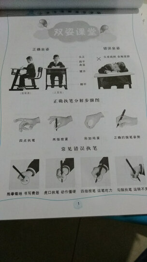 华夏万卷·小学生笔顺规范字帖 晒单图