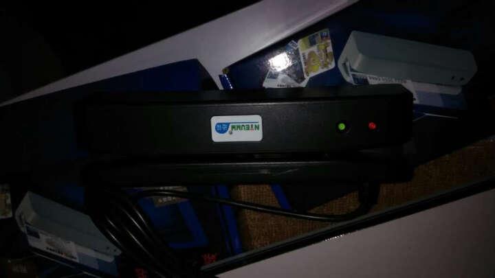 逊镭 (NTEUMM) QZ-100U 会员卡读卡器磁条刷卡 USB接口 白色 晒单图