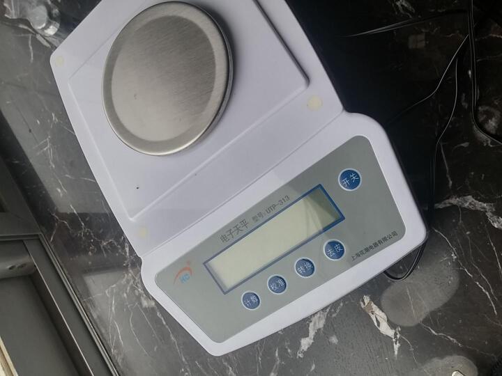 花潮(HC) 电子天平电子秤分析珠宝秤 千分之一0.1g 0.01g 0.001g实验室 500/0.01 晒单图