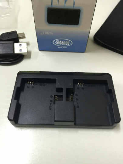 斯丹德(sidande)AHDBT-201/301 Gopro hero3+运动摄像机电池 Gopro3配件 狗3+ 晒单图