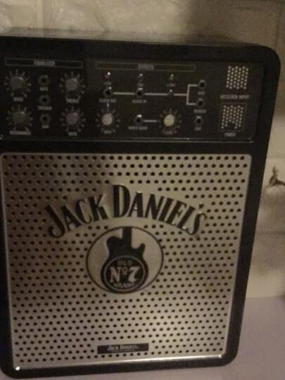 杰克丹尼(Jack Daniels)田纳西州威士忌 限量版音箱礼盒 700mL 晒单图