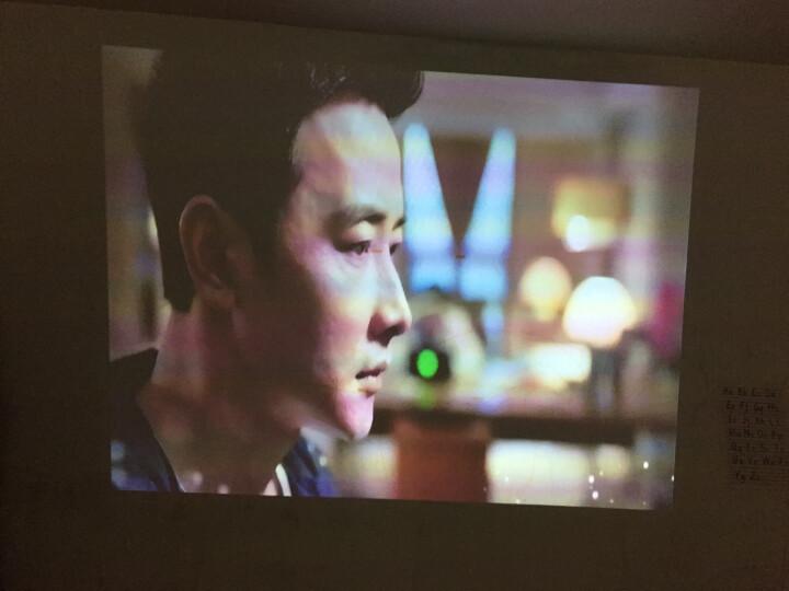 JmGo坚果投影仪p2 家用迷你办公高清移动便携式投影机智能无线wifi微型3D手机影院家庭无屏电视 坚果p2原厂标配 晒单图