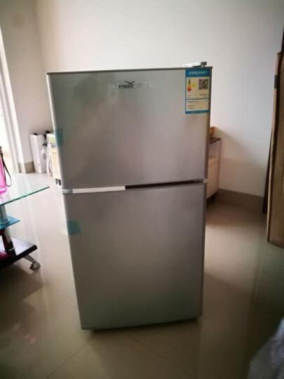 新飞(Frestec) BCD-95H小冰箱小型双门家用迷你宿舍冷冻冷藏节能电冰箱 晒单图