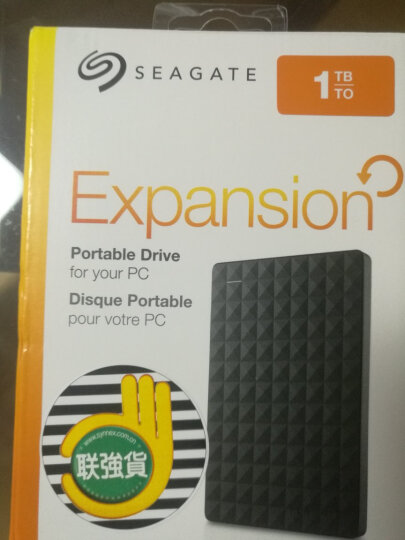 希捷(Seagate)Backup Plus睿品2TB USB3.0  2.5英寸 移动硬盘 金属限量白(STDR2000306) 晒单图