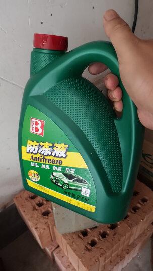 保赐利 汽车防冻液-25度绿色发动机无水冷却液红色水箱宝冷冻液通用2KG -15度防冻液 红色 2KG 晒单图