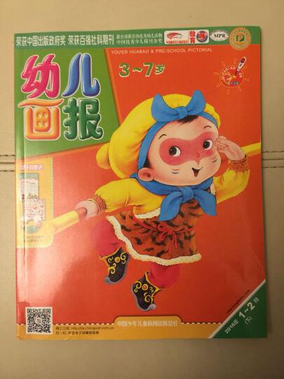 包邮幼儿画报双月刊杂志订阅 早教亲子图书 2019年1月起订阅 1年6期 绘本故事书 杂志铺 晒单图