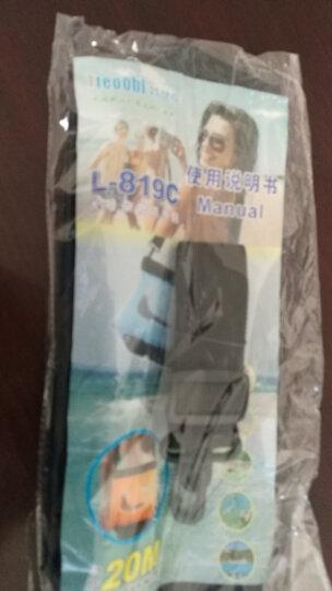 特比乐 游泳包防水包手机防水袋数码漂流袋户外登山沙滩滑雪收纳用品 619C透明 晒单图