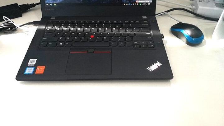 ThinkPad【精选T系列】 联想T480系列14英寸轻薄便携笔记本商务商用办公电脑 i5-8250U 16G 1T+256定制0DCD Win10 晒单图