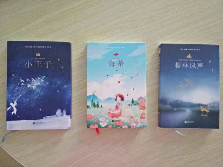 儿童文学经典:小王子+海蒂+柳林风声(全译本)(精装共3册) 晒单图