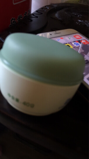 强生 婴儿天然舒润滋养润肤霜40g  宝宝儿童润肤面霜 晒单图