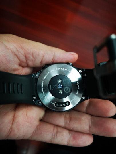 HUAWEI WATCH 2 华为智能运动手表 电话手表 4G版 独立SIM卡通话 GPS心率FIRSTBEAT运动指导 NFC支付 碳晶黑 晒单图