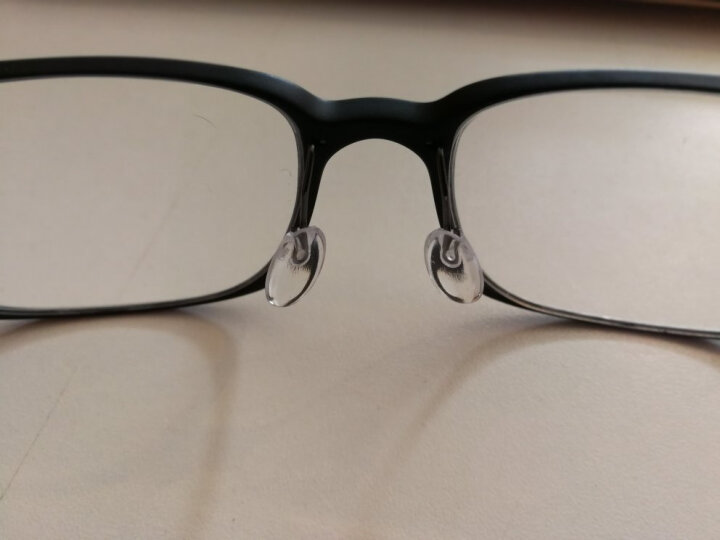 Silhouette 诗乐 中性款黑色镜框黑色镜腿全框光学眼镜架眼镜框  2891 41 6050 55MM 黑色 55 晒单图