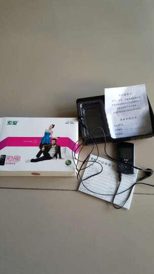 索爱(Soaiy)mp3 mp4播放器(跑步运动8G 迷你有屏插卡录音便携FM) 758玫瑰金 晒单图