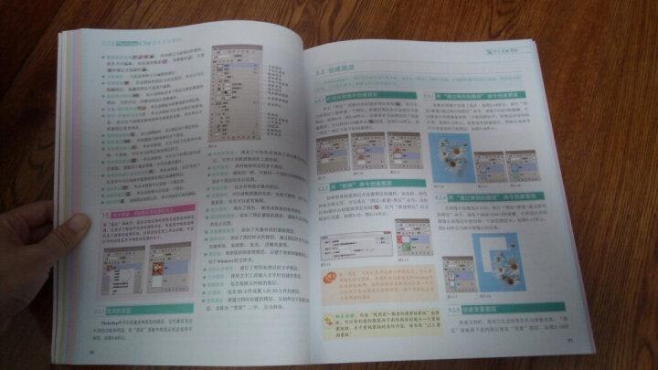 正版现货 中文版Photoshop CS6完全自学教程(附光盘) 经典畅销书全新升级 晒单图