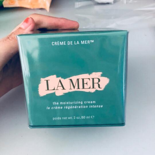 海蓝之谜(Lamer)精华面霜60ml(补水保湿 滋润修护) 晒单图