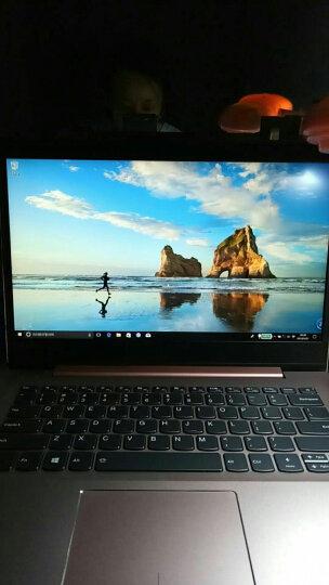 联想(Lenovo)小新潮7000 14英寸轻薄窄边框笔记本电脑(I5-8250U 8G 256G 正版Office)火花金 晒单图