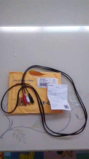 IT-CEO Y2AV-2 USB外置声卡 独立声卡 笔记本/台式电脑USB扩展 外置 7.1声卡免驱 黑色 晒单图