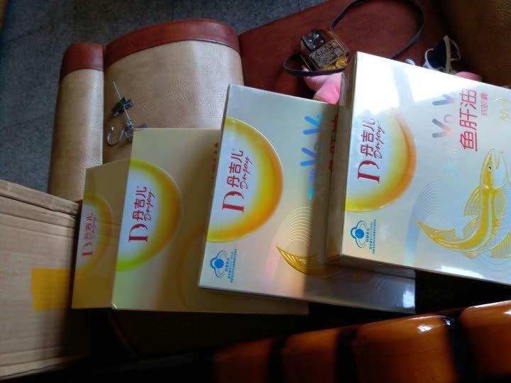 丹吉儿 儿童营养品系列 天然乳钙夹心软糖新装10*6 晒单图