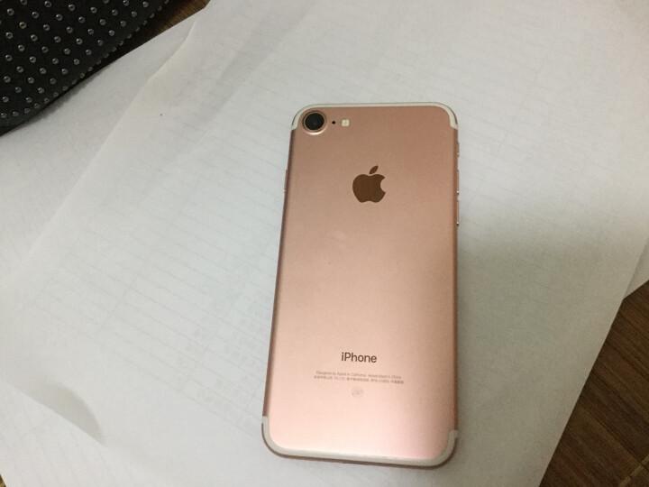亿色(ESR)苹果7&8手机壳 苹果8手机套 iPhone7&8手机壳 4.7英寸手机套 透明轻薄硅胶防摔软壳 初色零感 粉 晒单图