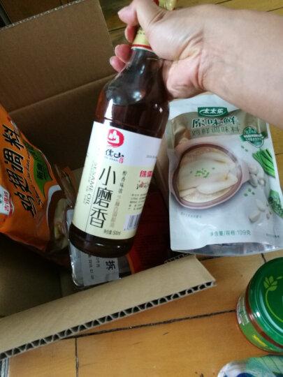 吉香居 自营调味品 下饭酱 夹馍酱280g×1瓶 拌饭拌面酱 晒单图