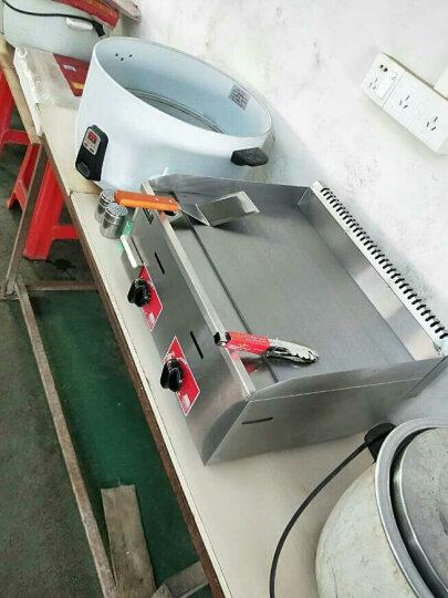 商用电扒炉燃气扒炉手抓饼机器铁板烧设备 电扒炉(插电) 晒单图