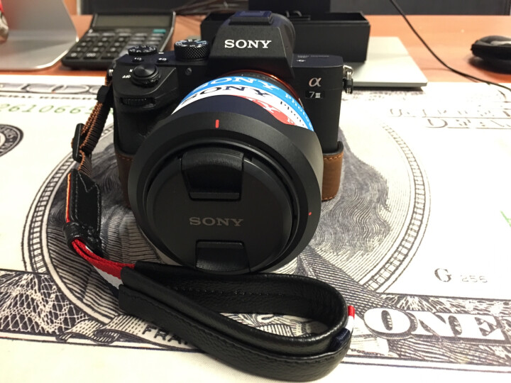 LANGDSEA UV滤镜 尼康/佳能/小痰盂适用 单反镜头保护 滤光镜 72mm 晒单图