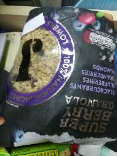 西班牙进口天然山谷燕麦条谷物棒燕麦棒能量棒办公司休闲特产零食小吃糕点 香脆燕麦棒(燕麦浆果味)210g 西班牙 晒单图