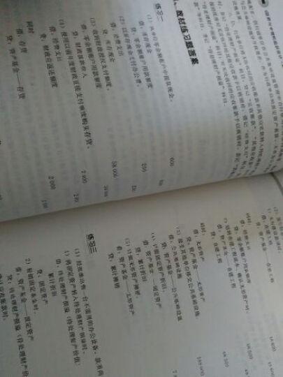 《政府与非营利组织会计(第二版)》学习指导书(教育部经济管理类主干课程教材·会计与财务系列) 晒单图