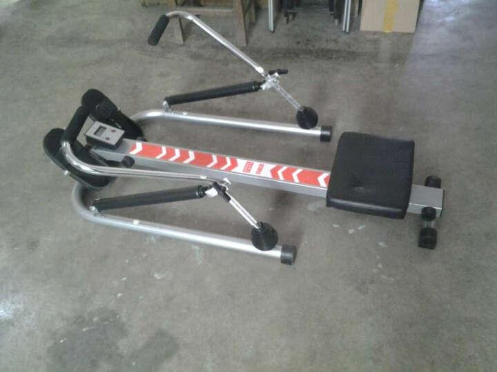 水晶CRYSTAL健身器材家用划船机划船器全身运动减肥机SJ1316 晒单图