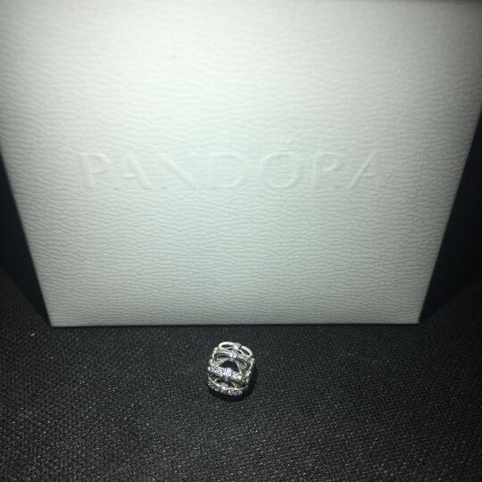 潘多拉 PANDORA 基础蛇骨链手链590702HV-19 晒单图