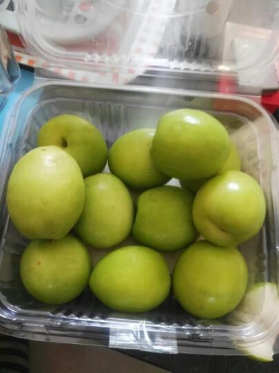 牛奶青枣1kg 单果约40-60g  新鲜水果 晒单图