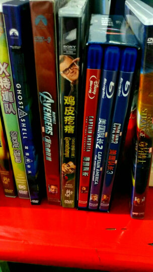 鸡皮疙瘩(又名怪物游戏)(DVD9) 晒单图